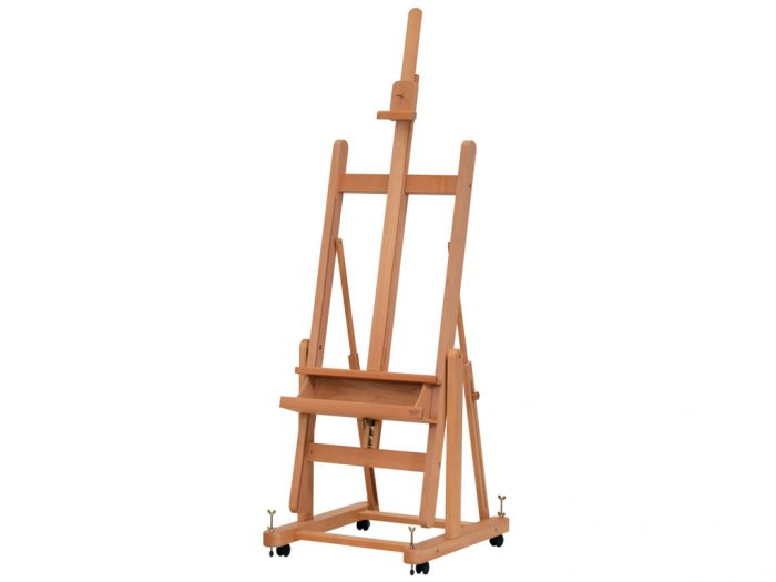 Studio easel Mabef M/18 - 1/4