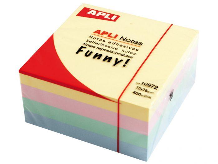Popierius užrašams Apli Funny!