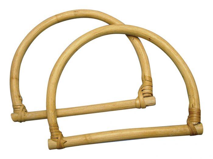 Bambus-sangad 18×14 cm paar