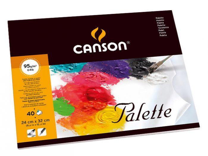 Paletė Canson