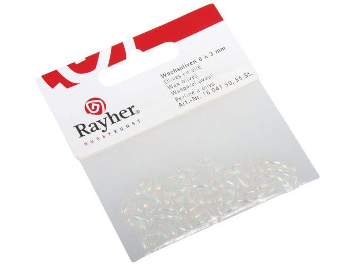 Helmed Rayher 6x3mm 55tk - 1/2