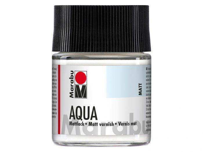 Servetėlių lakas Aqua Matt