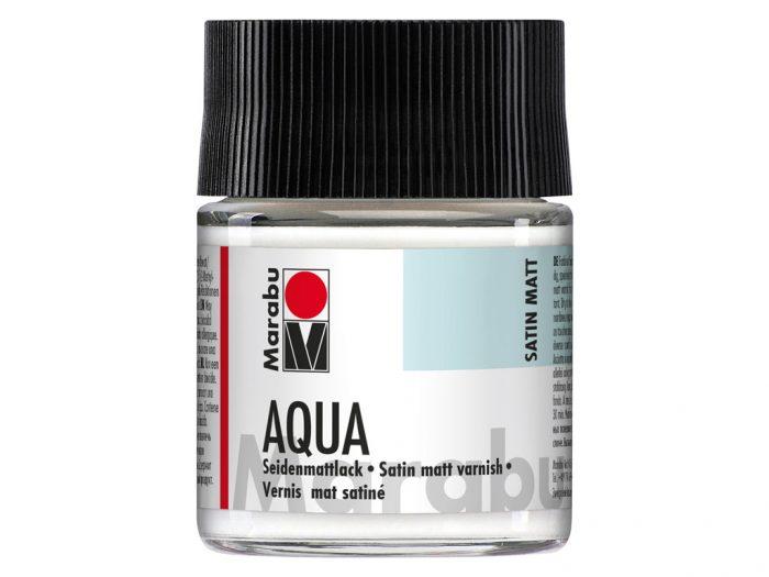 Salvrätiku lakk Aqua Satin Matt