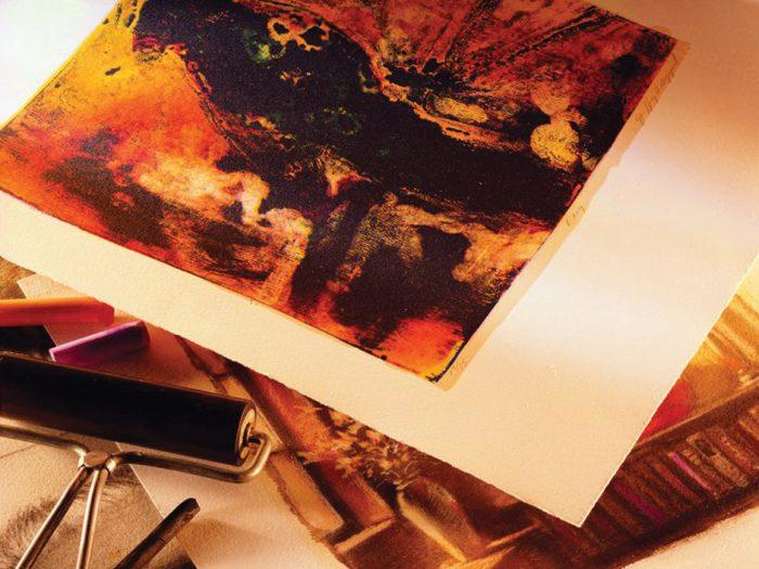 Litogrāfijas drukāšanas papīrs Arches Velin BFK Rives