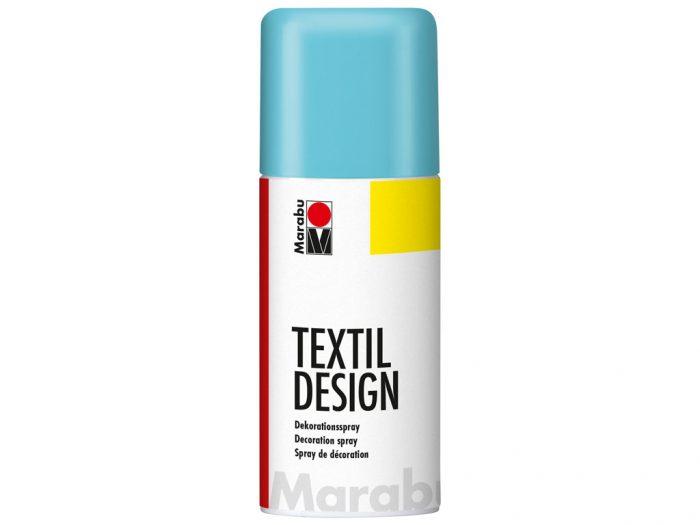 Tekstilės dažai aerozolis Marabu Textil Design 150ml - 1/5