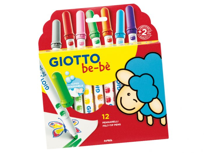 Flomasteris Giotto be-be - 1/2