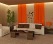 Šablonas L&B lipnus 100x70cm Art Deco