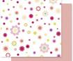 Papīrs Scrapbooking Folia 30.5x30.5/190g Flowers 01