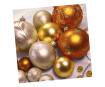 Servetėlės 33x33cm 20vnt. 3 sluoksnių Orange Elegance