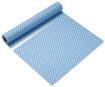 Paberlaudlina 0.4x3.6m rullis Just Dots Light Blue