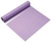 Paberlaudlina 0.4x3.6m rullis Just Dots Lilac