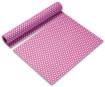 Paberlaudlina 0.4x3.6m rullis Just Dots Pink