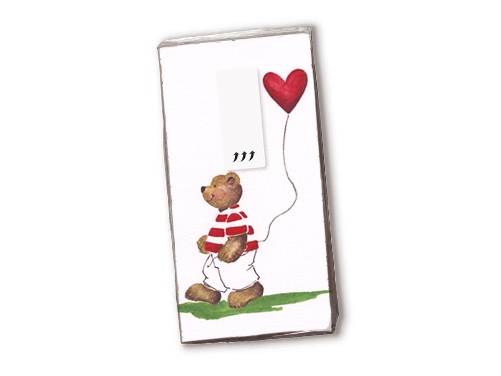 Taskurätikud 10tk 4-kihilised Messenger of Love