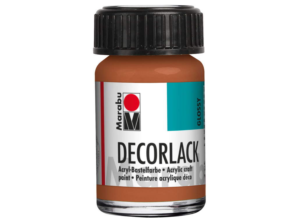 Dekoorvärv Decorlack 15ml 787 metallic-copper