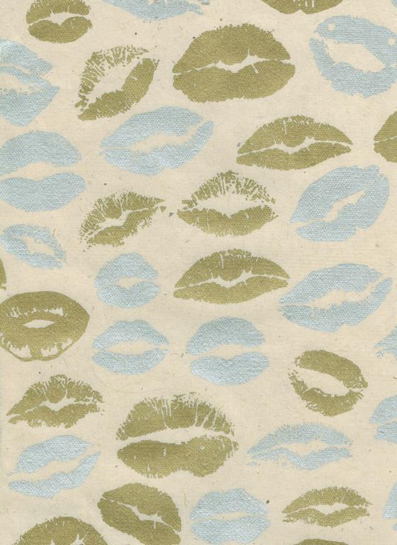 Nepaali paber A4 Kiss Gold on Natural