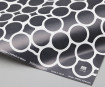 Iesaiņojamais papīrs 3120mino 500x700mm bubble printed in dark gray