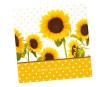 Servetėlės 33x33cm 20vnt. 3 sluoksnių Sunny Side of Life