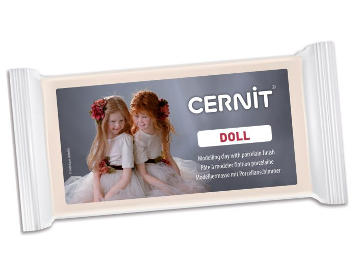 Polümeersavi Cernit Doll 500g