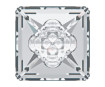 Krištolas Swarovski kvadratas 4481 16mm 001 crystal