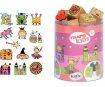 Spaudas Aladine Stampo Kids 15vnt. Fairyland+ pagalvėlė antspaudams juoda