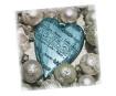 Servetėlės 33x33cm 20vnt. 3 sluoksnių Shiny Heart