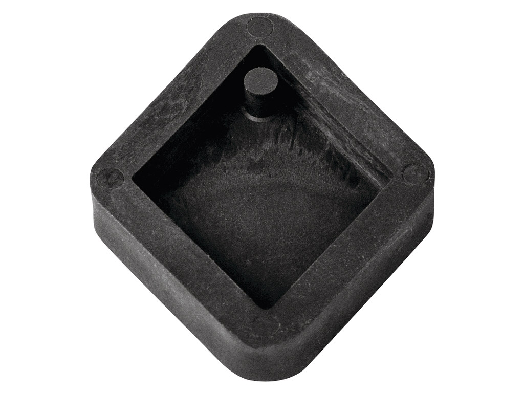 Forma Rayhet papuošalams daryti rombas 2.9x3.9cm