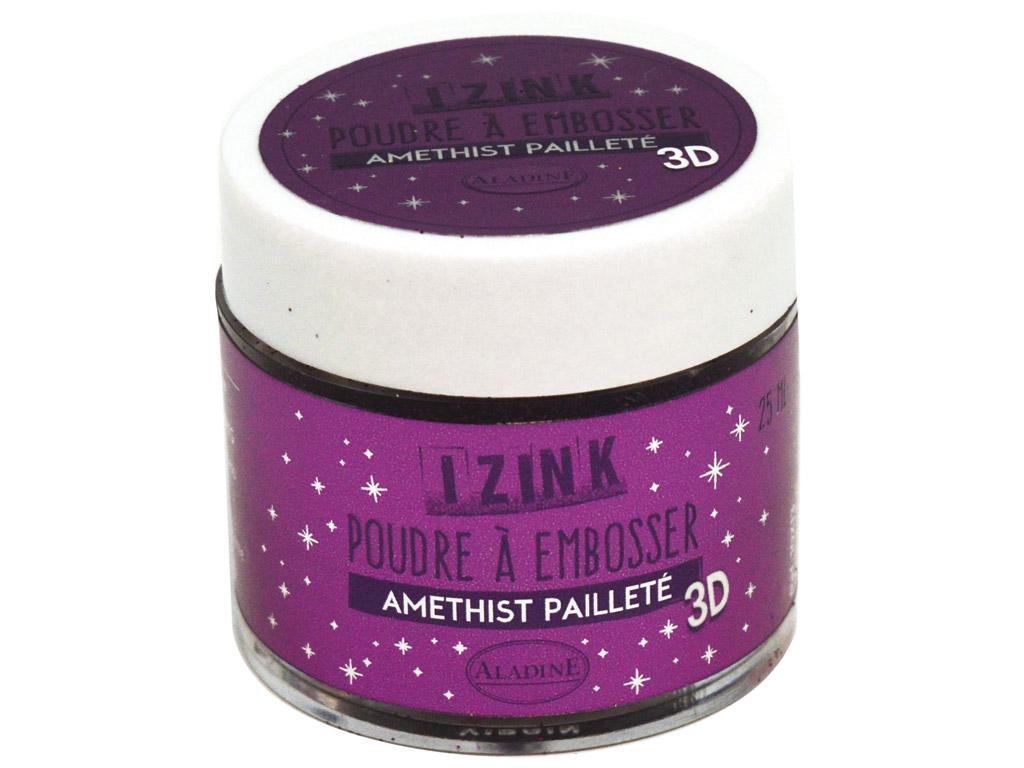 Embossing pulber Aladine Glitter 30ml amethist
