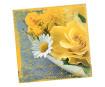 Servetėlės 33x33cm 20vnt. 3 sluoksnių Flowers of Summer
