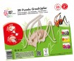 3D dėlionė mediniai Mara Grasshopper 26 dalys