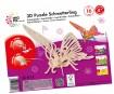 3D dėlionė mediniai Marabu Kids Butterfly 16 dalių