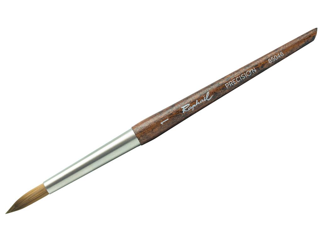 Pintsel 85046/1 Mini Precision sünteetiline ümar