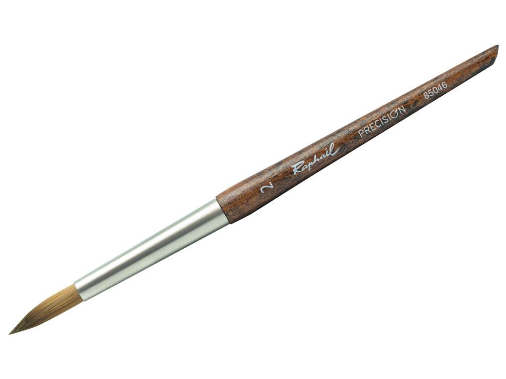 Pintsel 85046/2 Mini Precision sünteetiline ümar
