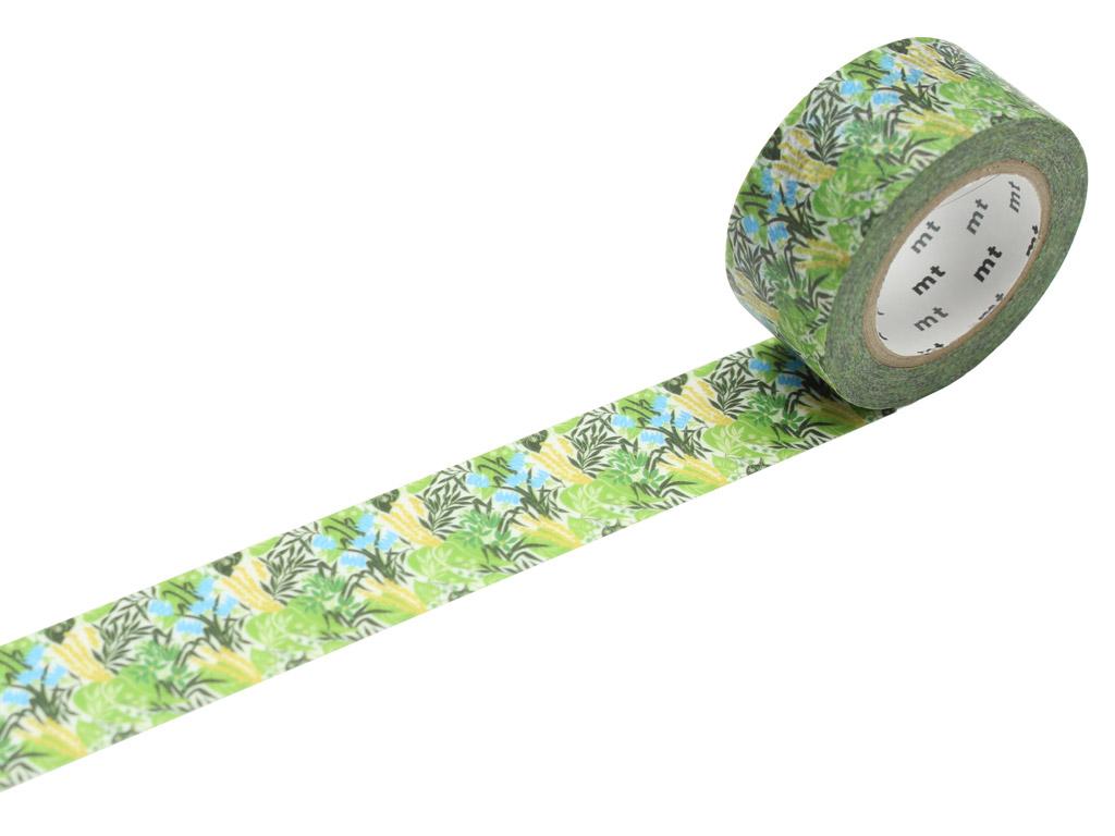 Washi dekoratyvi lipni juostelė mt Almedahls 22mmx10m high summer