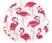 Keksiukų forma 50x25mm flamingai 60vnt. blister.