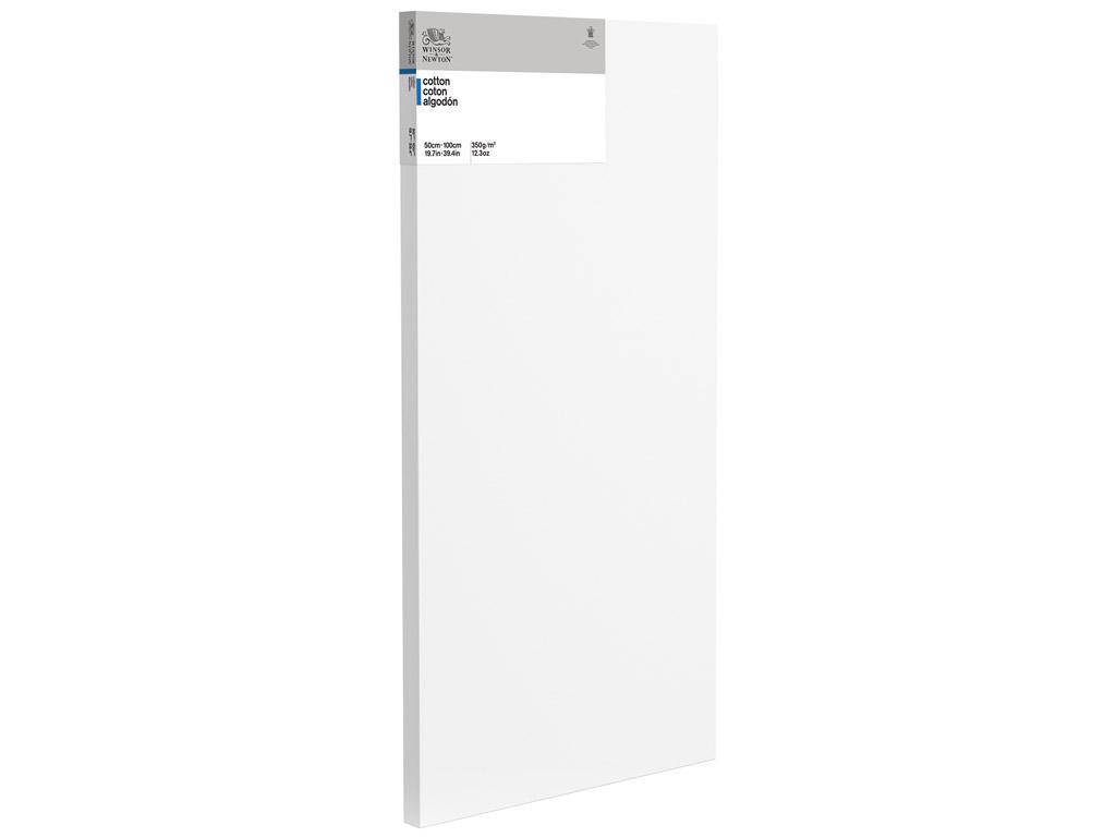 Lõuend raamil W&N Classic puuvillane 50x100cm sügav raam