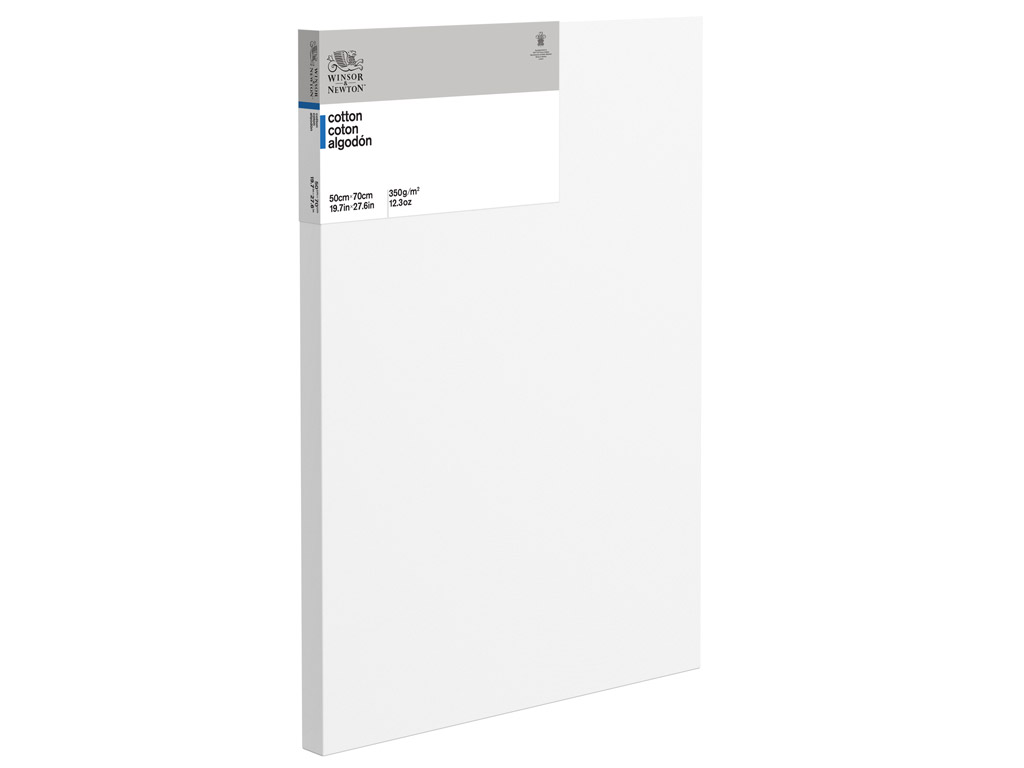 Lõuend raamil W&N Classic puuvillane 50x70cm sügav raam