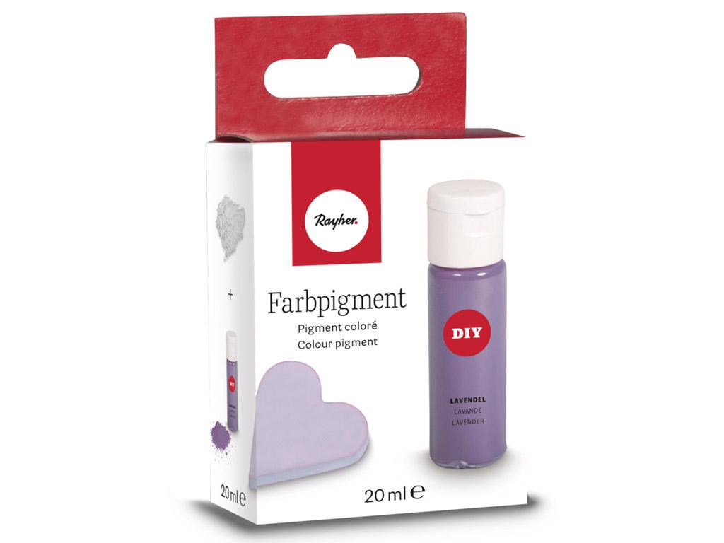 Pigmentas Rayher 20ml lavender