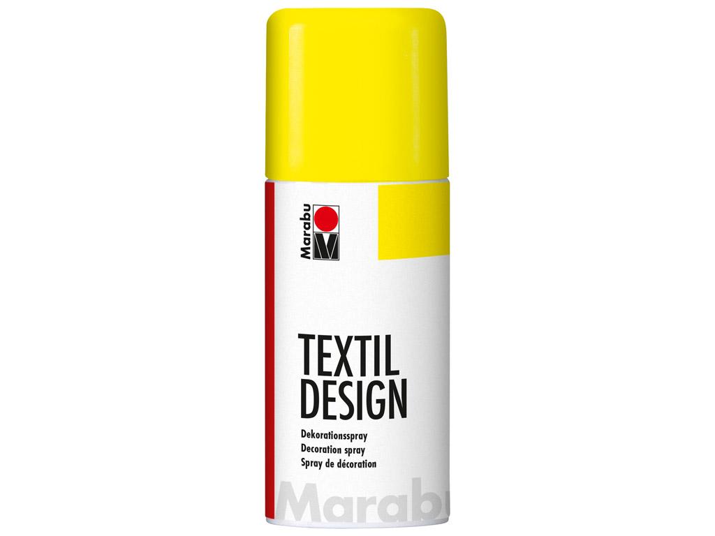 Tekstilės dažai Textil Design aerozolis 150ml 321 neon-yellow