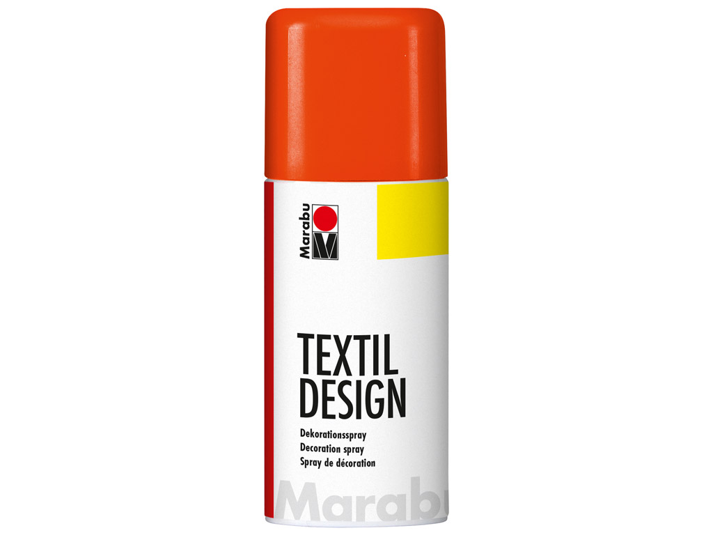 Tekstilės dažai Textil Design aerozolis 150ml 324 neon-orange
