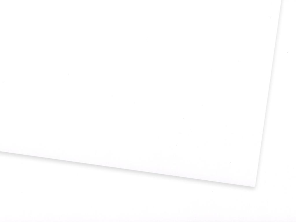 Kartonas Ursus 70x100cm/300g 01 bright white