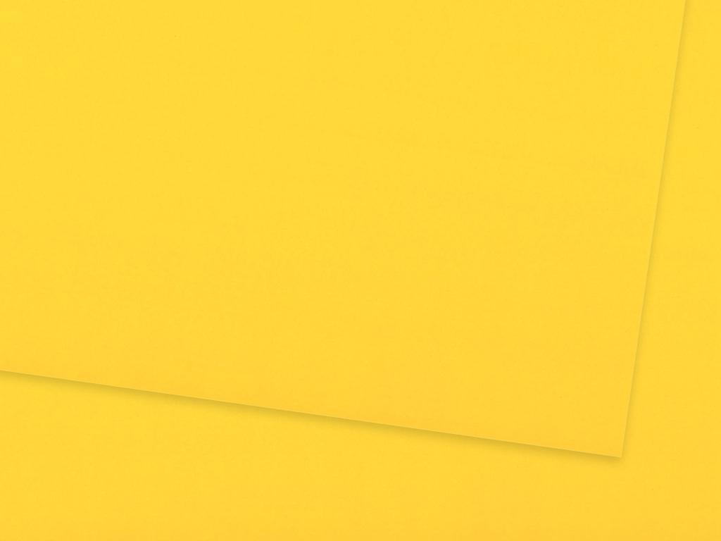 Kartonas Ursus 70x100cm/300g 15 sun yellow
