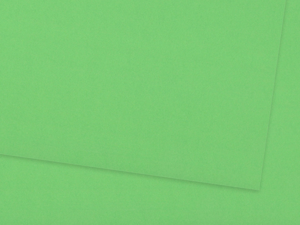 Kartonas Ursus 70x100cm/300g 58 grass green