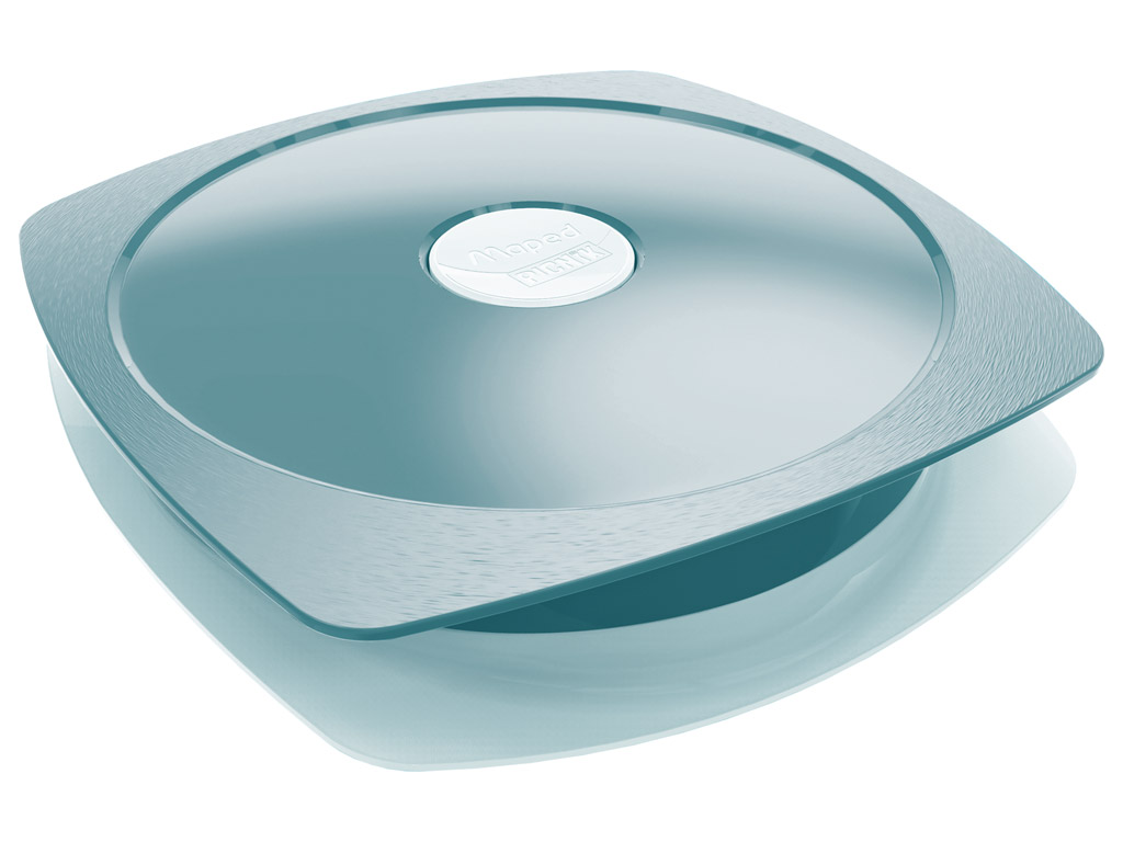 Lunch plate Maped Picnik Adult Concept 900ml eucalyptus green