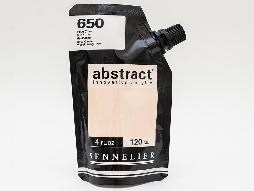 Acrylic colour Abstract 120ml 650 blush tint