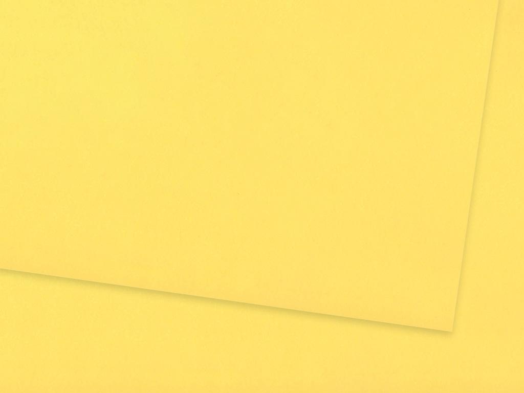 Kartonas Ursus A4/300g 12 lemon yellow