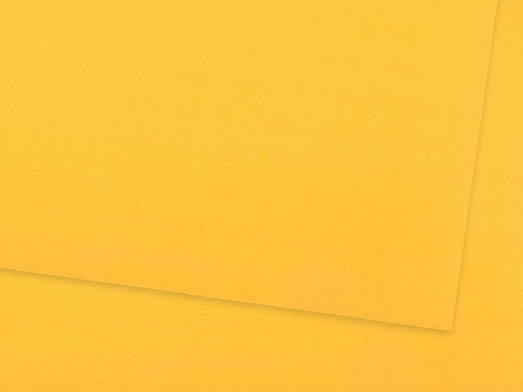 Kartonas Ursus A4/300g 13 dark yellow