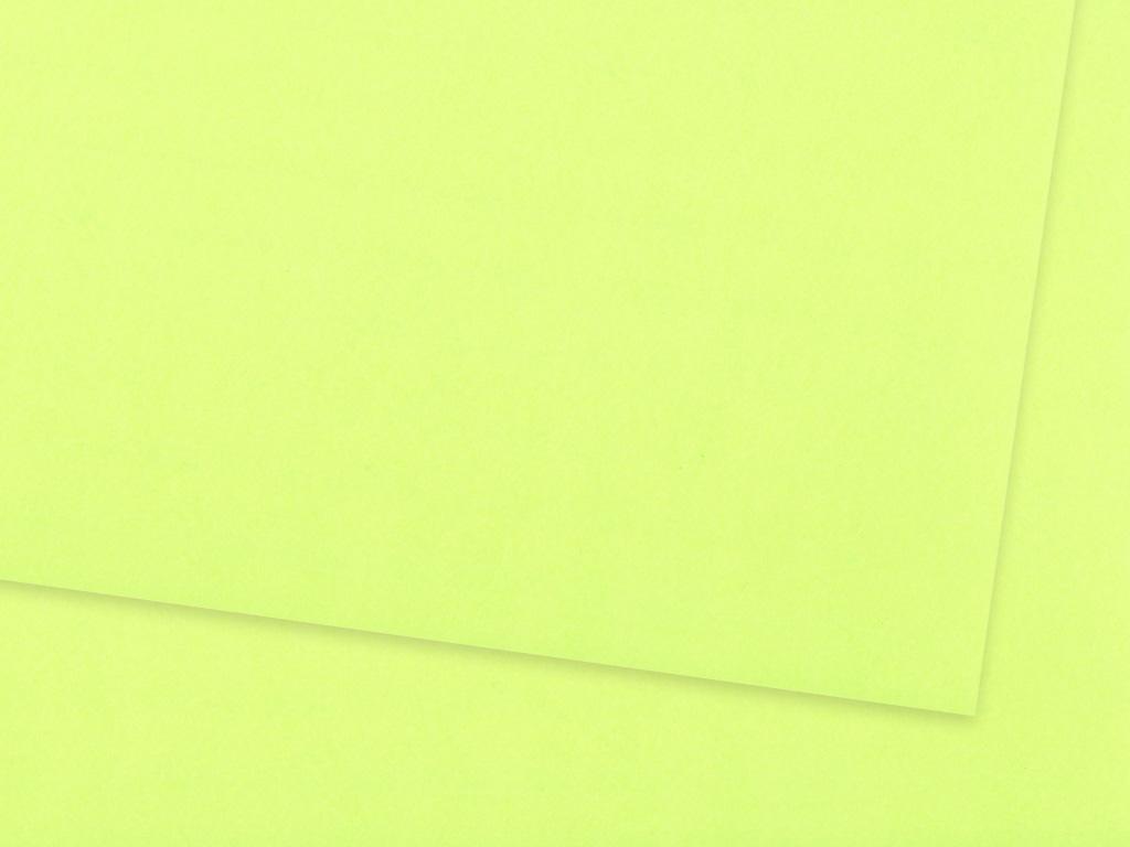 Kartonas Ursus A4/300g 50 apple green