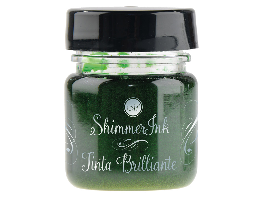 Calligraphy ink Manuscript ShimmerInk 25ml festive sparkle