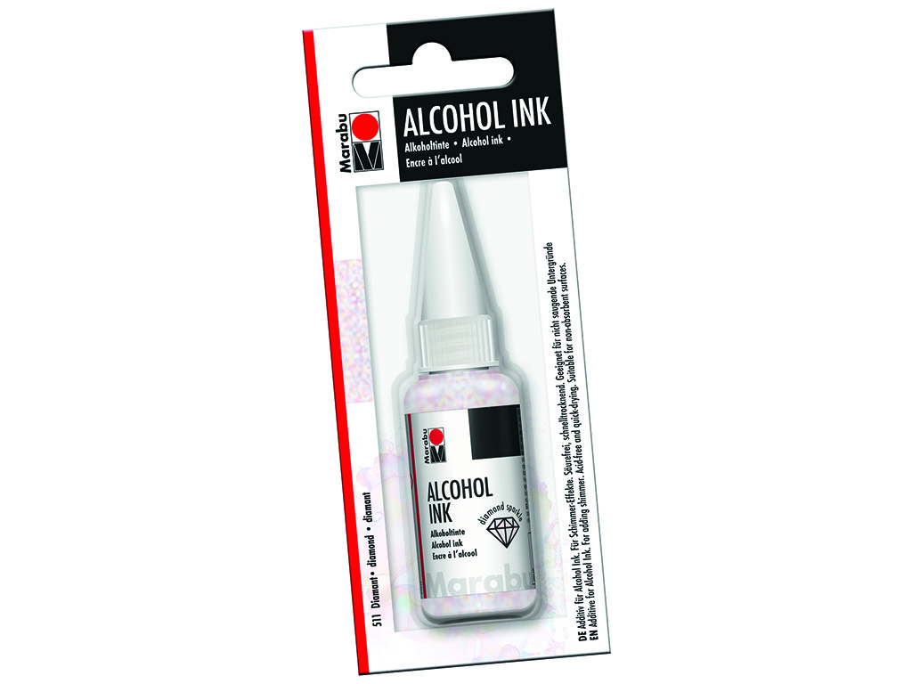 Alkoholitindi meedium Marabu Diamond 20ml blistril