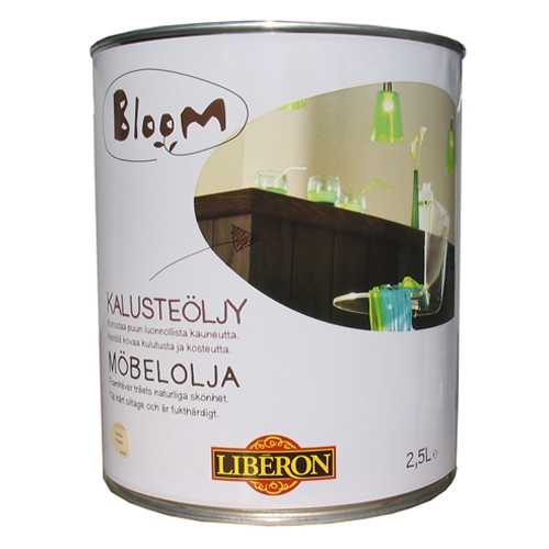 Mööbliõli Bloom 1L